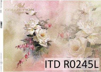рисовая бумага для декупажа R0245L
