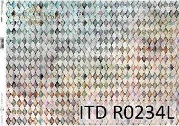 рисовая бумага для декупажа R0234L