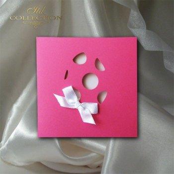 Пасхальная открытка с конвертом KW143