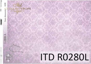 рисовая бумага для декупажа R0280L