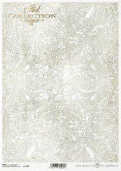 Reispapier für Serviettentechnik und Decoupage R1700