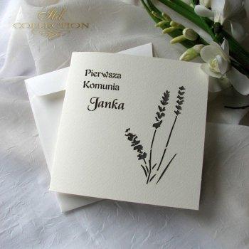Kommunionskarte 1732_004_Lavendel