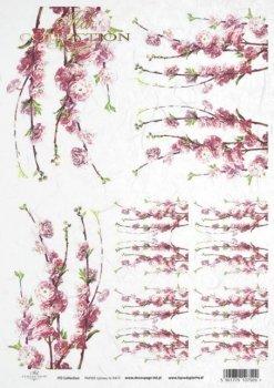Reispapier für Serviettentechnik und Decoupage R0411