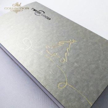 Weihnachtskarten für Unternehmen / Weihnachtskarte K635