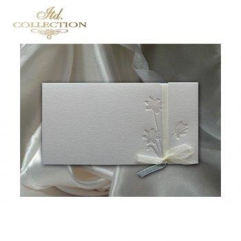 Einladungskarten / Hochzeitskarte 1487