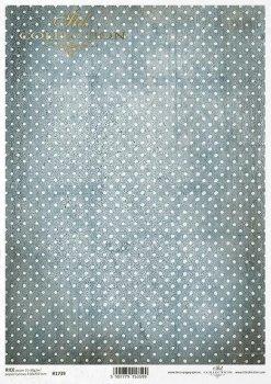 Reispapier für Serviettentechnik und Decoupage R1739