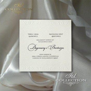Einladungskarten / Hochzeitskarte 2010