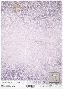 Reispapier für Serviettentechnik und Decoupage R1432