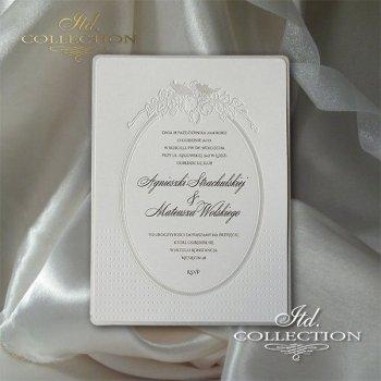 Einladungskarten / Hochzeitskarte 2022