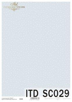 Papier für Scrapbooking SC0029