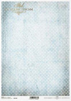 Reispapier für Serviettentechnik und Decoupage R1740