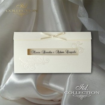 Einladungskarten / Hochzeitskarte 2040