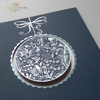 Weihnachtskarten für Unternehmen / Weihnachtskarte K618