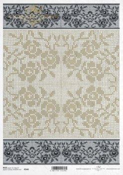 Reispapier für Serviettentechnik und Decoupage R0546