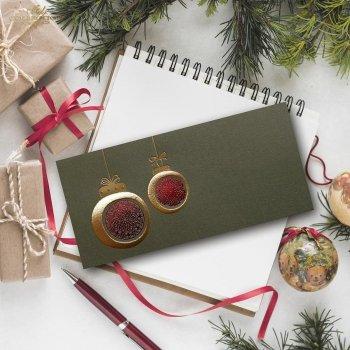 Weihnachtskarten für Unternehmen / Weihnachtskarte K622