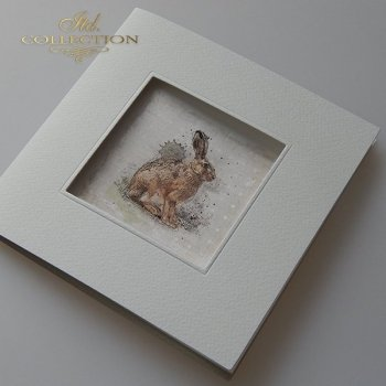 Easter card KW255