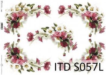Decoupage paper Soft ITD S0057L