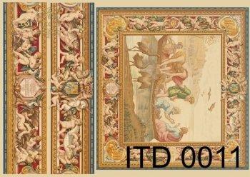 Decoupage Paper ITD D0011M