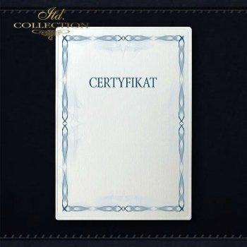 diploma DS0311 universal certificat