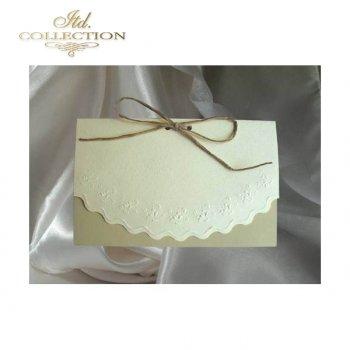 Invitations / Wedding Invitation 1268