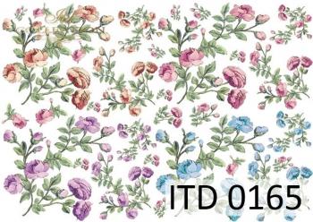Decoupage paper ITD D0165M