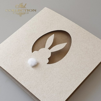 Easter card KW271
