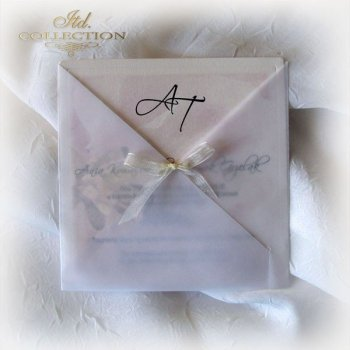Invitations / Wedding Invitation 1721_apple_blossom