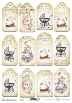 Tags, frames to scrapbooking TAG0014