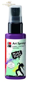 Marabu Art Spray 50 ml * Aubergine 039