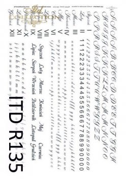 Rice paper R0135