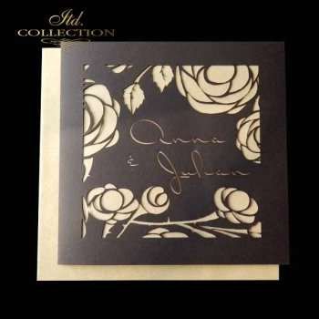 Invitations / Wedding Invitation 1802