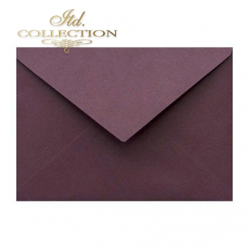 .Envelope KP04.11 'C6' 114x162 purple