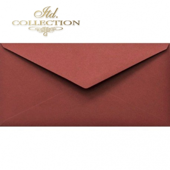 .Envelope KP06.19 110x220 burgundy