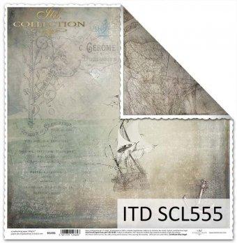 scrapbooking paper SCL555