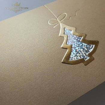 Christmas cards for business / Christmas card K596
