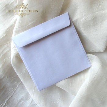 Envelope KP02.01 156x156 white