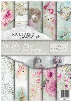 Creative Set RS021 Shabby Chic for spring