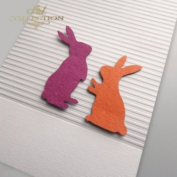 Easter card KW237