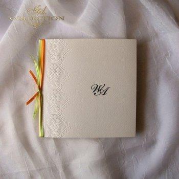 Invitations / Wedding Invitation 1718