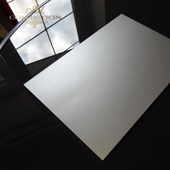 Paper for Scrapbooking, color: silver matt