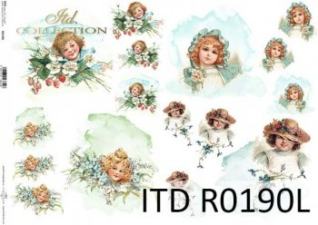 Papier ryżowy ITD R0190L