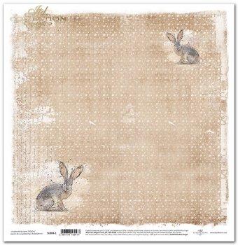 Papier scrapbooking SL904-1