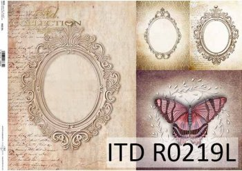 Papier ryżowy ITD R0219L