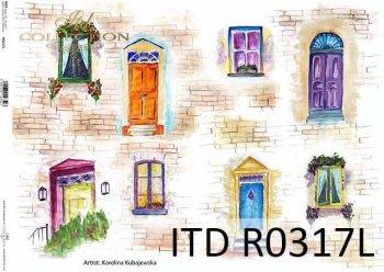 Papier ryżowy ITD R0317L
