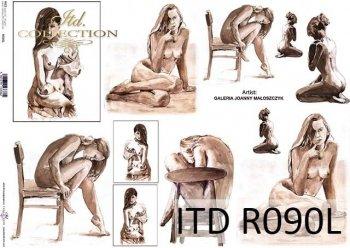 Papier ryżowy ITD R0090L