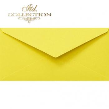 KOPERTA KP06.15 'DL' 110x220 żółta