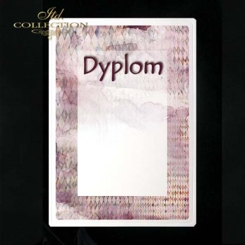 dyplom DS0218