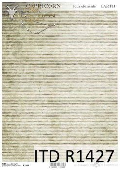 Papier ryżowy ITD R1427