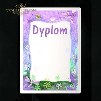 dyplom DS0002