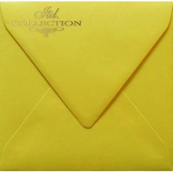 .KOPERTA KP02.15 'K4' 155x155 żółta